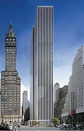 General Motors Building Nyc 705ft Commercial Real Estate