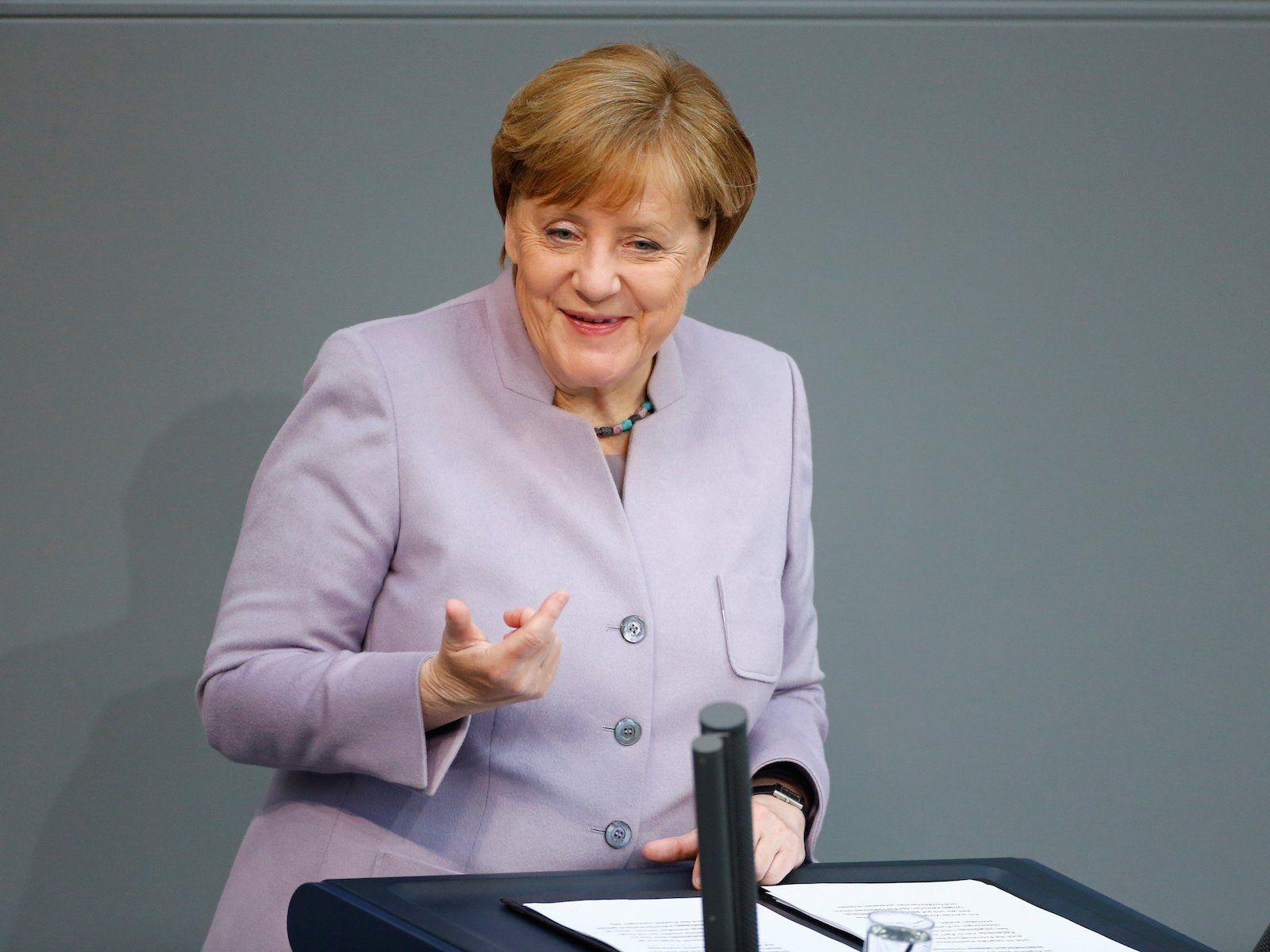 Merkel Preparing For A G20 Summit Is Like Herding Cats