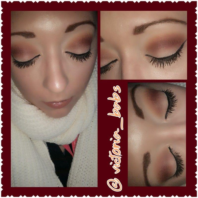 pink and brown smokey eye – Makeup Geek