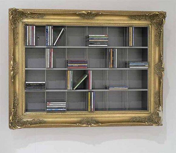 Modern And Innovative CD And DVD Storage Solutions | Home Decor U0026 Design |  Pinterest | Dvd Storage Solutions, Dvd Storage And Storage