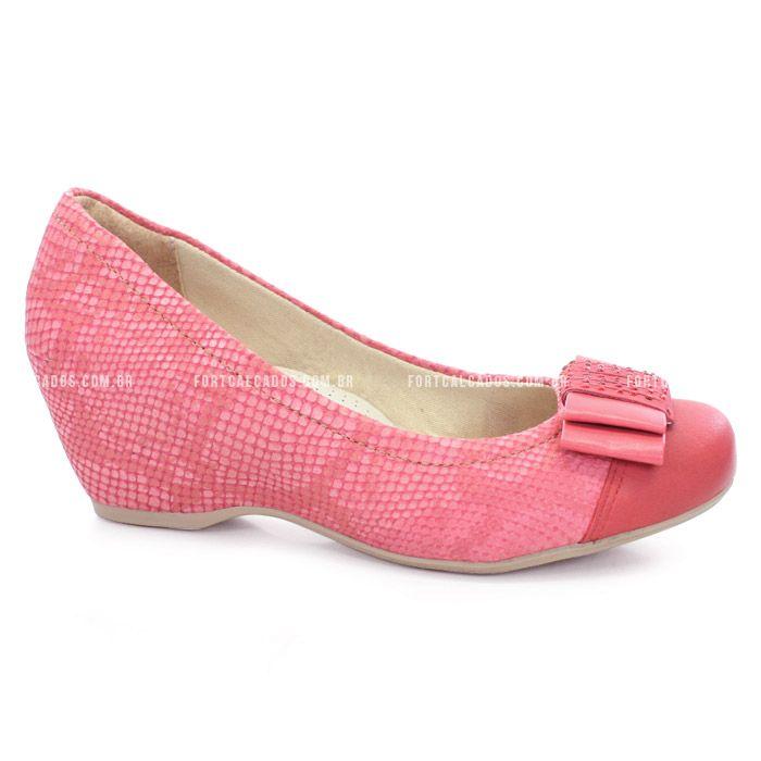 3db194ef9d O Sapato Anabela Campesi é super confortável e fashion