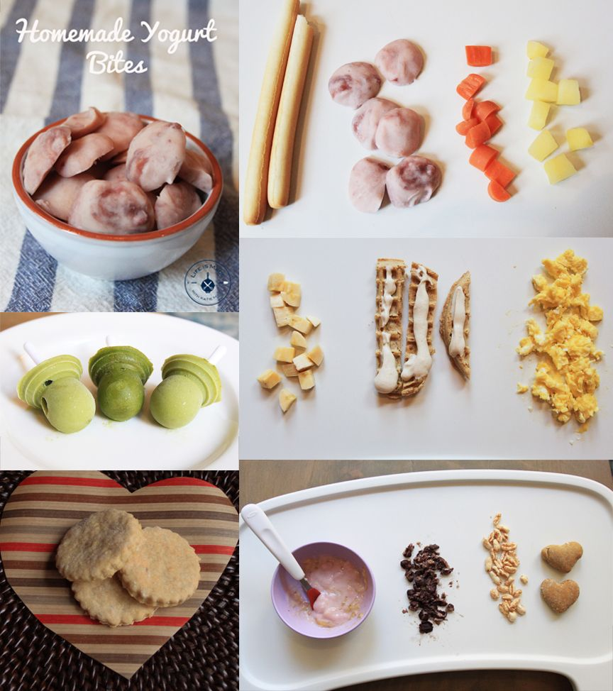 12 Transitional Foods for your 8 to 12 month old Baby