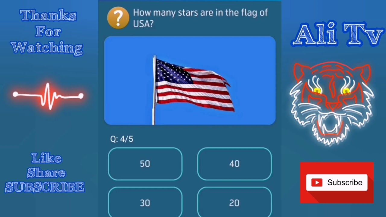 How Many Stars Are In The Flag Of Usa In 2020 App Play This Or That Questions App