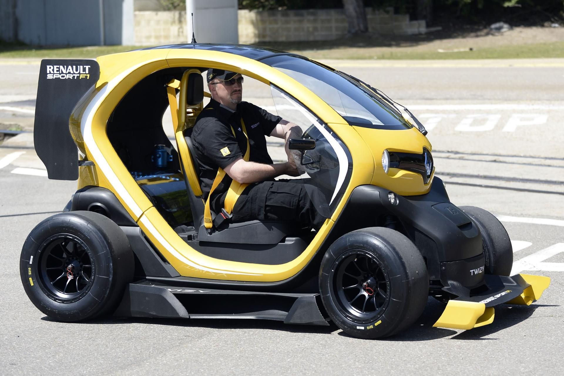 Renault Twizy F1 Renault Sport Voiture Voitures Et Motos