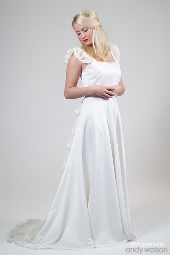 The Wedding Gown  £225.00    http://www.suzanneporterboutique.co.uk/ourshop/prod_1616034-The-Wedding-Gown.html    © Suzanne Porter