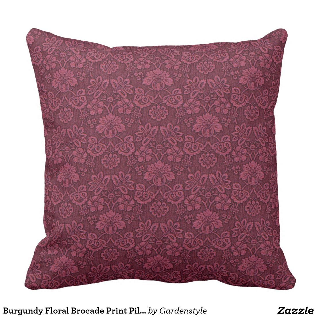 sku pillowsanddecor burgundy pillows pillow collections throw red