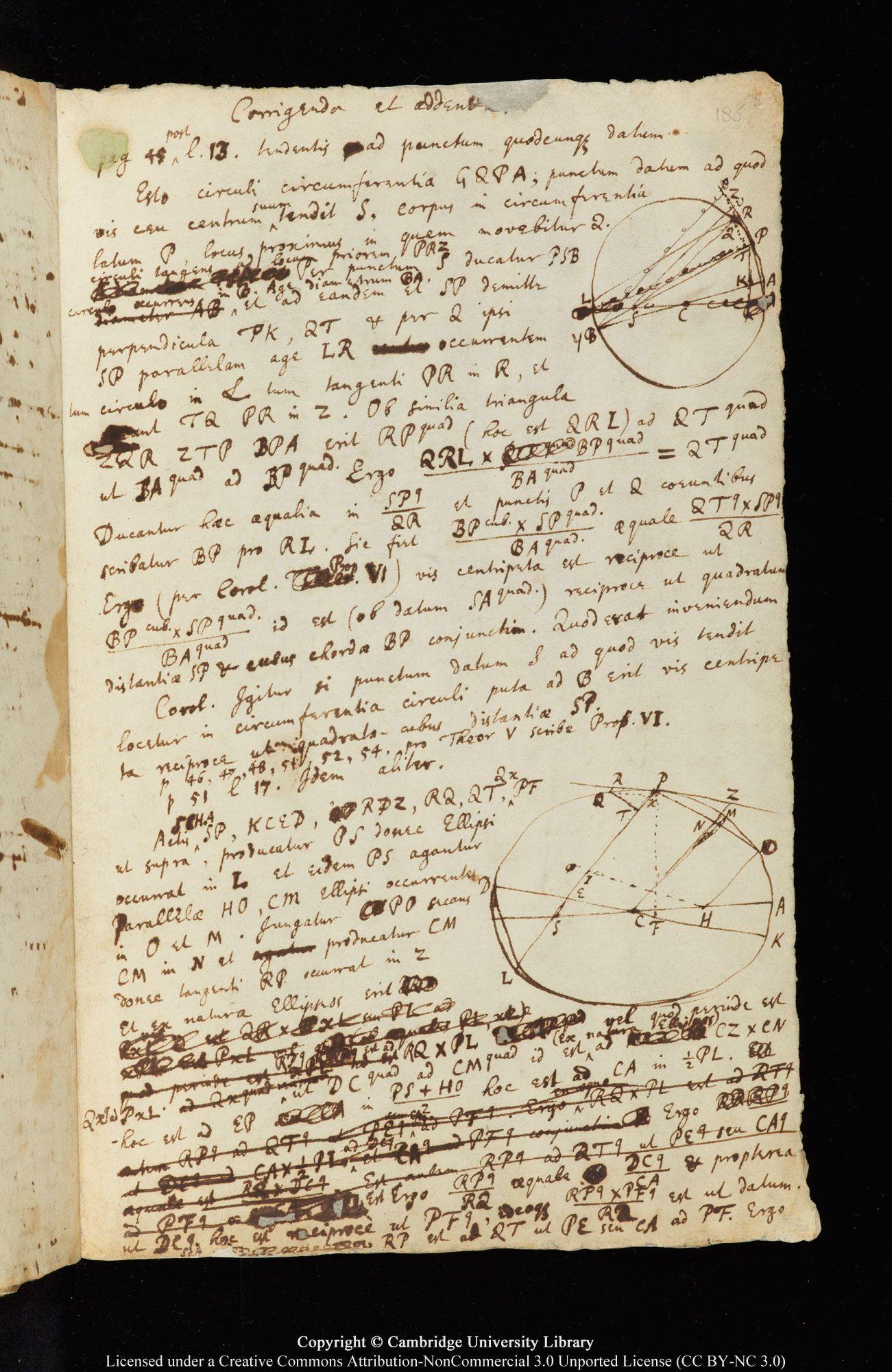 The Strange, Secret History of Isaac Newton\'s Papers   Cambridge ...