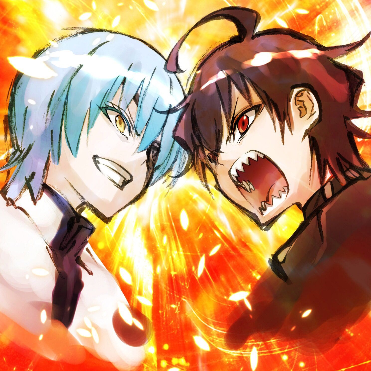 Pin by Queenie on Twin Star Exorcists Twin star exorcist