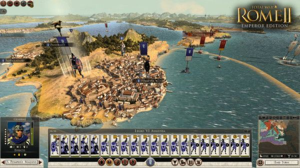 Total War Rome Ii Emperor Edition With Images Empire