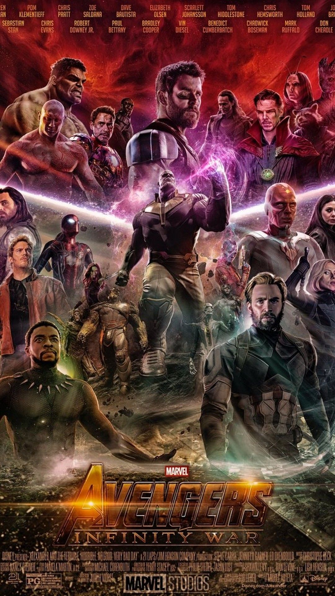 Android Wallpaper Avengers Infinity War 2019 Android Wallpapers