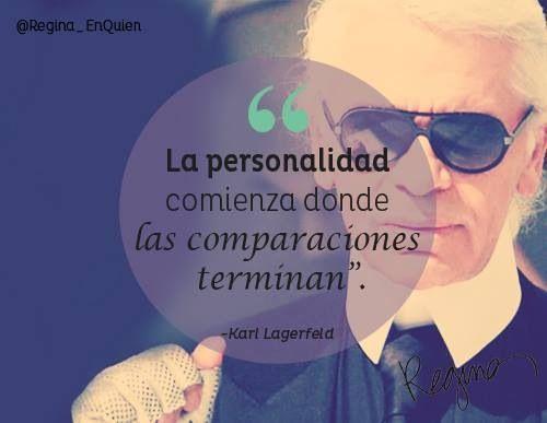 Karl Lagerfeld Frase Quote Sunglasses Mens Sunglasses