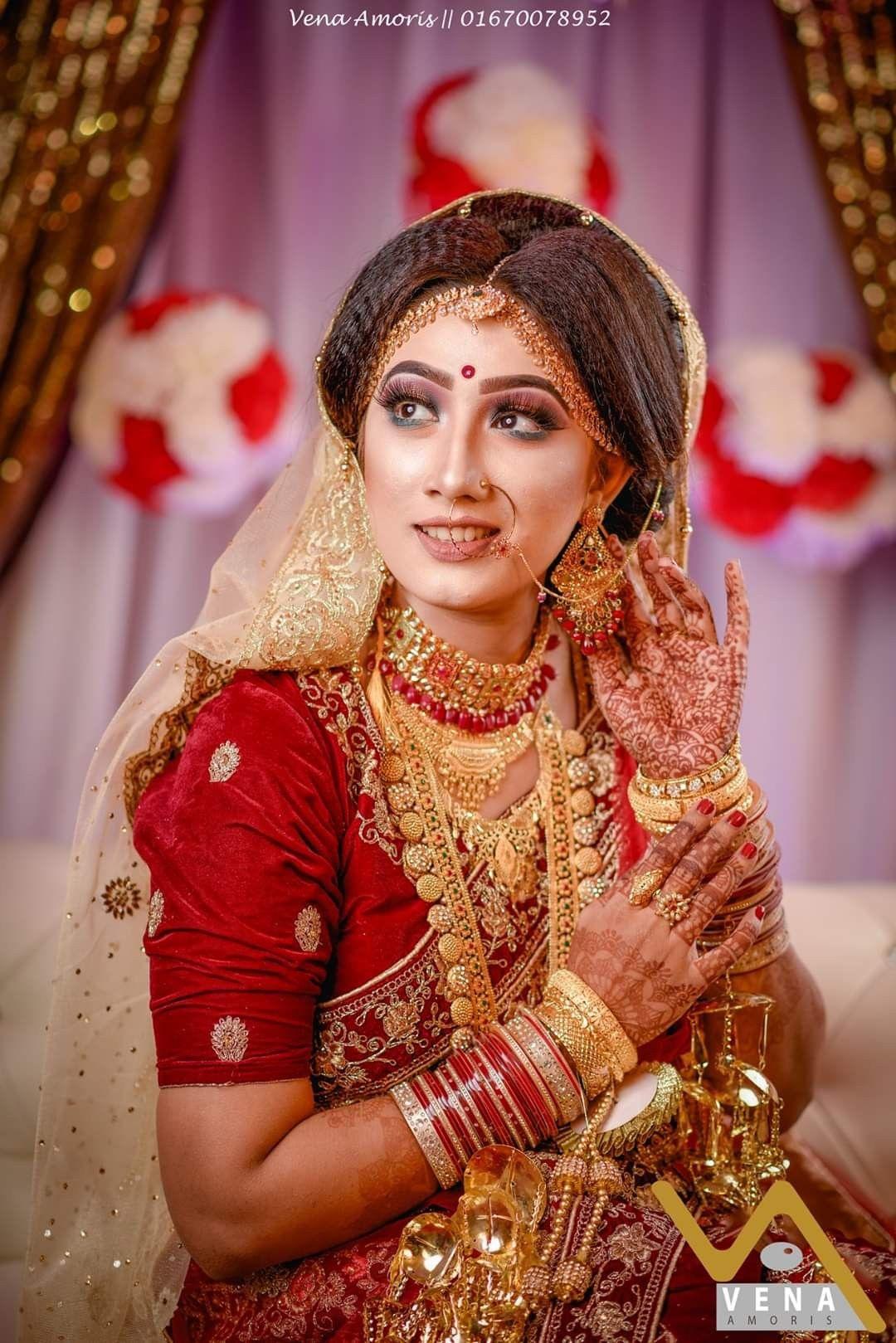 Pin by Tonima on Bangladeshi brides in 2020 Eye makeup
