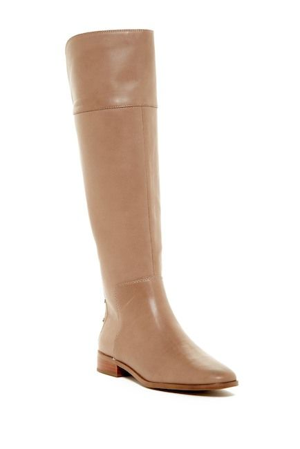 2c801dbe8c40 Image of Franco Sarto Roselle Leather High Boot