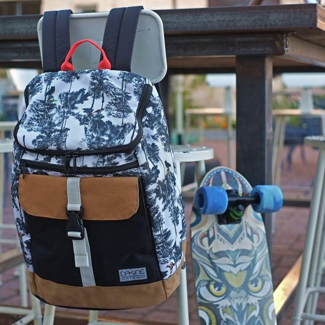 Całkiem nowy najlepsza wyprzedaż super tanie Dakine Nora 25L Wild Wood White Backpack | APPAREL ...