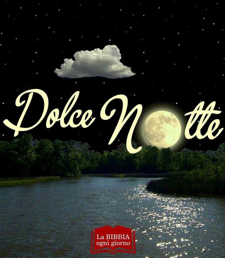 italienisch gute nacht schlaf gut