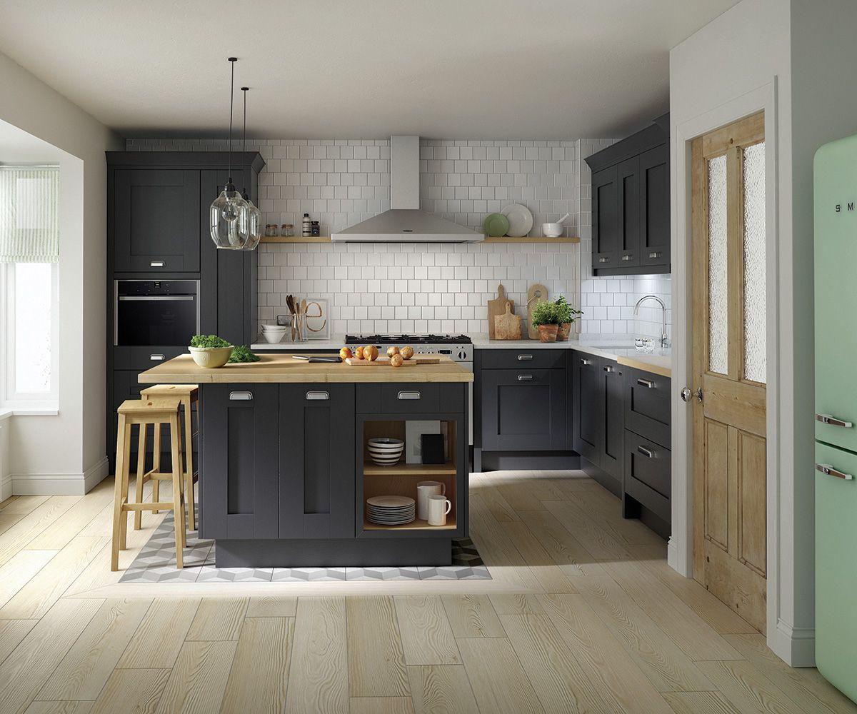 Kitchens Decorland in 2020 Contemporary kitchen