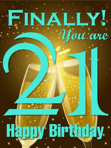 Milestone Happy Birthday Cards Birthday Greeting Cards By Davia Free Ecards 21st Birthday Wishes 21st Birthday Quotes Funny Happy 21st Birthday Quotes