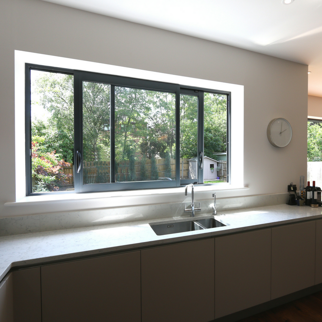 Home Windowdesign Ideas: The Sliding System Is Not Only Available As A #slidingdoor