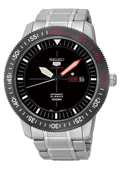 SWEET SEIKO 5 SRP563 (Damasko Homage) - Watch Freeks