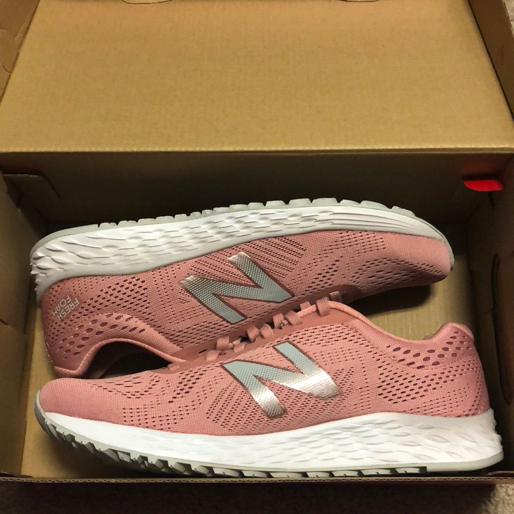 ladies new balance trainers size 8
