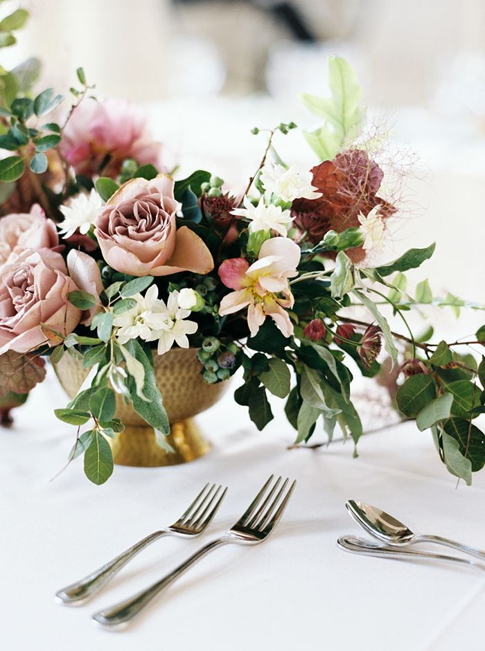 Botanical Wedding Inspiration in Brooklyn