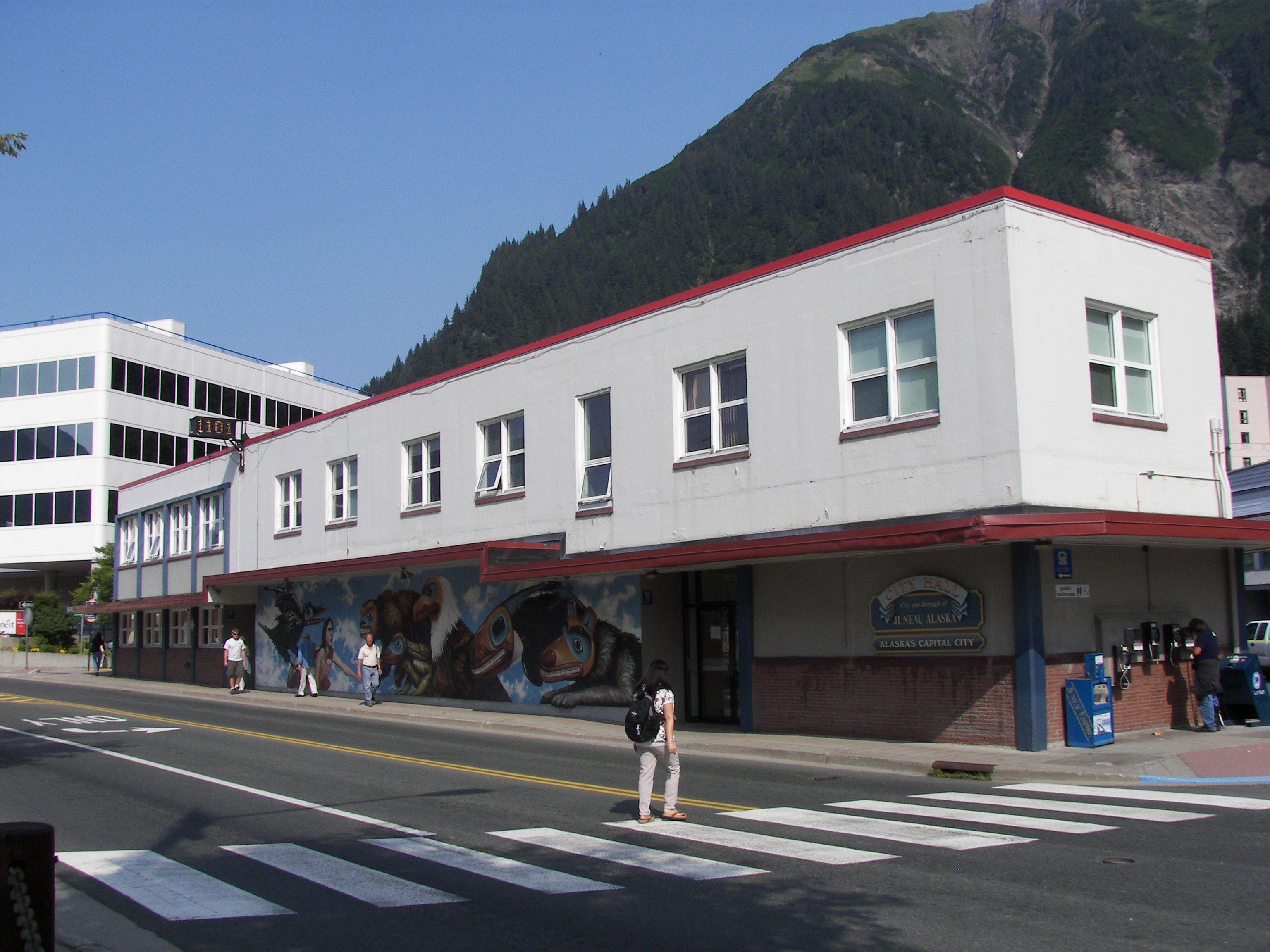 City Hall, Juneau, Alaska