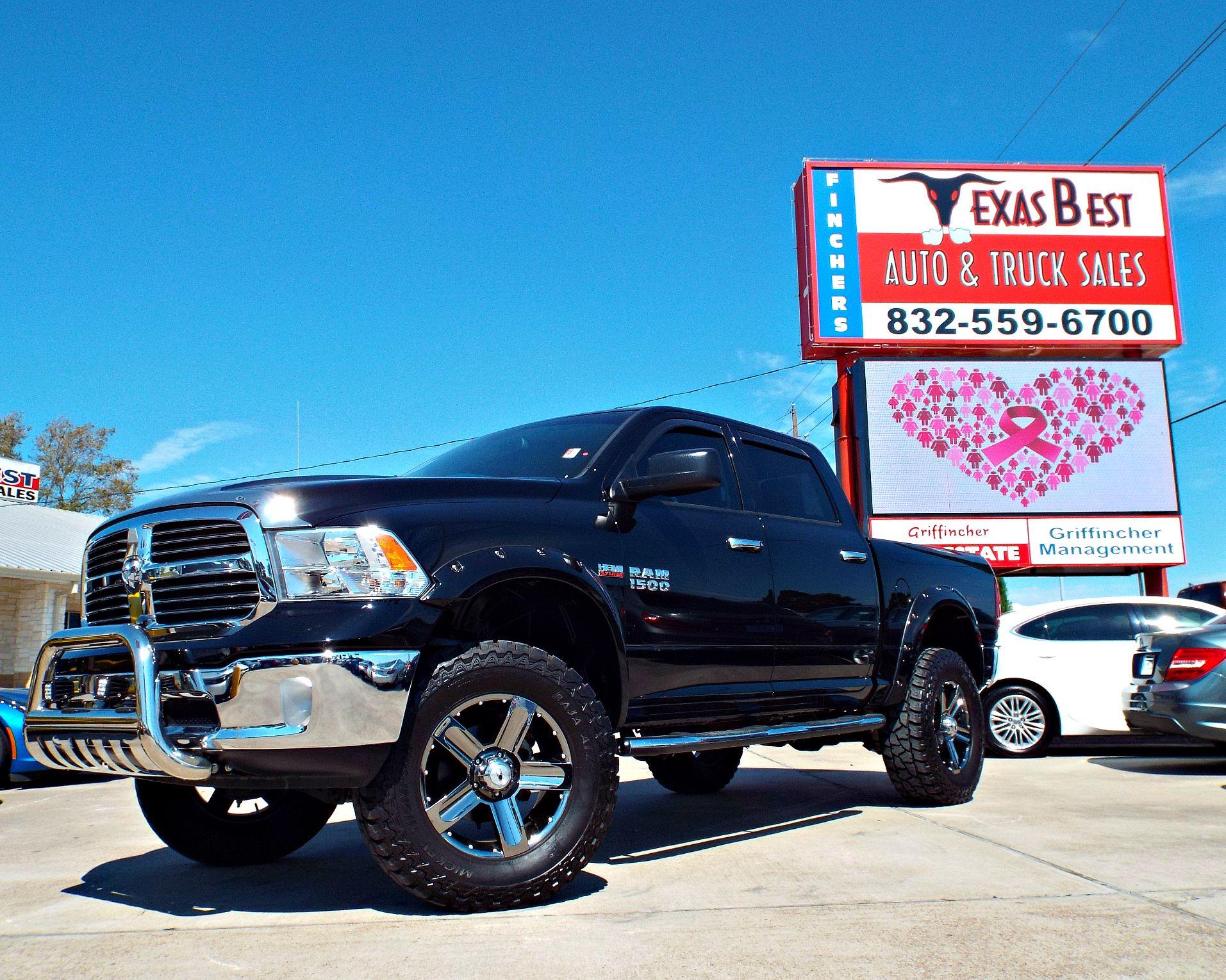 custom lifted 2014 dodge ram 1500 slt big horn edition trucks pinterest dodge ram 1500. Black Bedroom Furniture Sets. Home Design Ideas