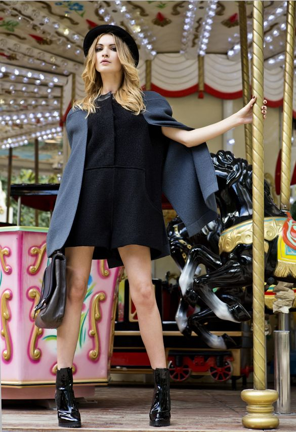 CARROUSEL DE PARIS  #kyklamasha #fashion #look #fashionblog #fashionblogger #paris #streetstyle #Carrousel