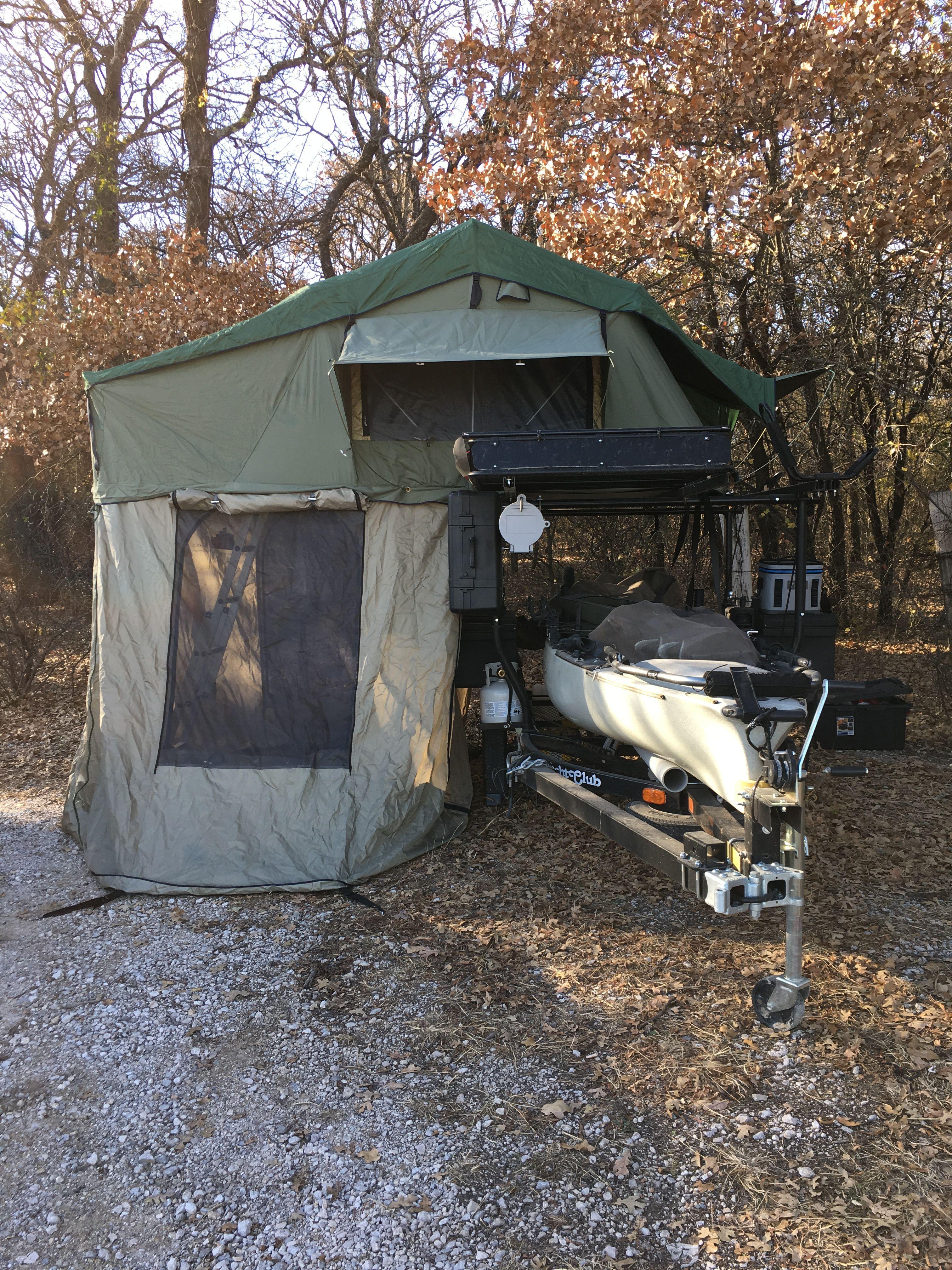 Pin By Dale Kildal On Kayak Roof Top Tent Rtt Canoe And Kayak Kayaking Kayak Trailer