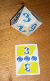 10er Würfel und Mathe4matik Karten