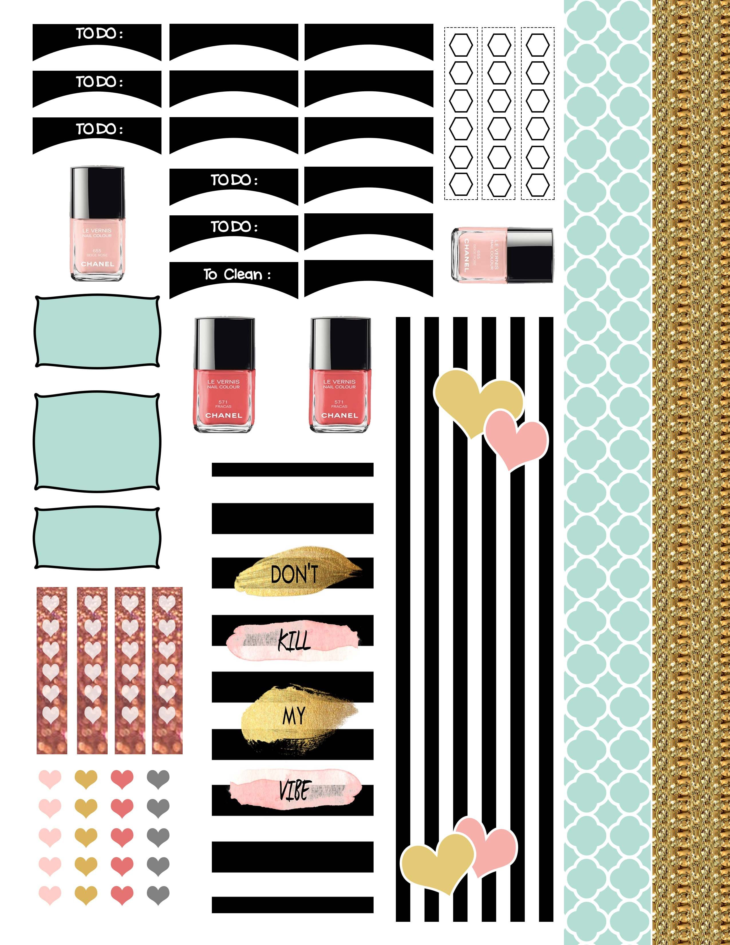 Pin by michele silva on planner e adesivos pinterest journaling