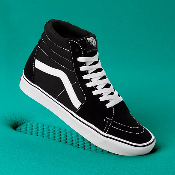ComfyCush Sk8 Hi | Shop Classic Shoes At Vans in 2020 | Vans