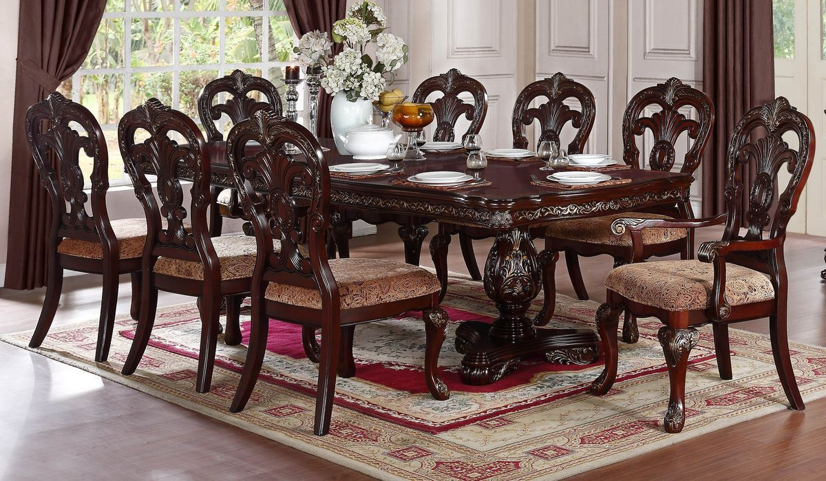 Deryn park collection dining table park and room