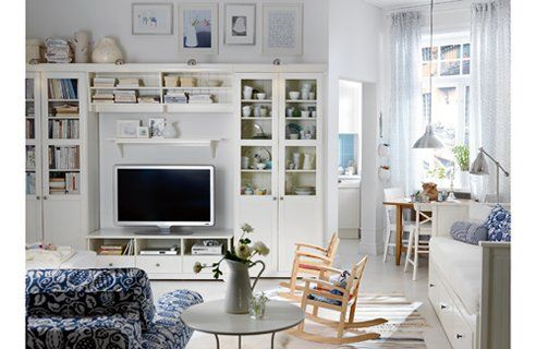 16 Clever Living Room Storage Ideas Channel4 4Homes Ikea Ideas