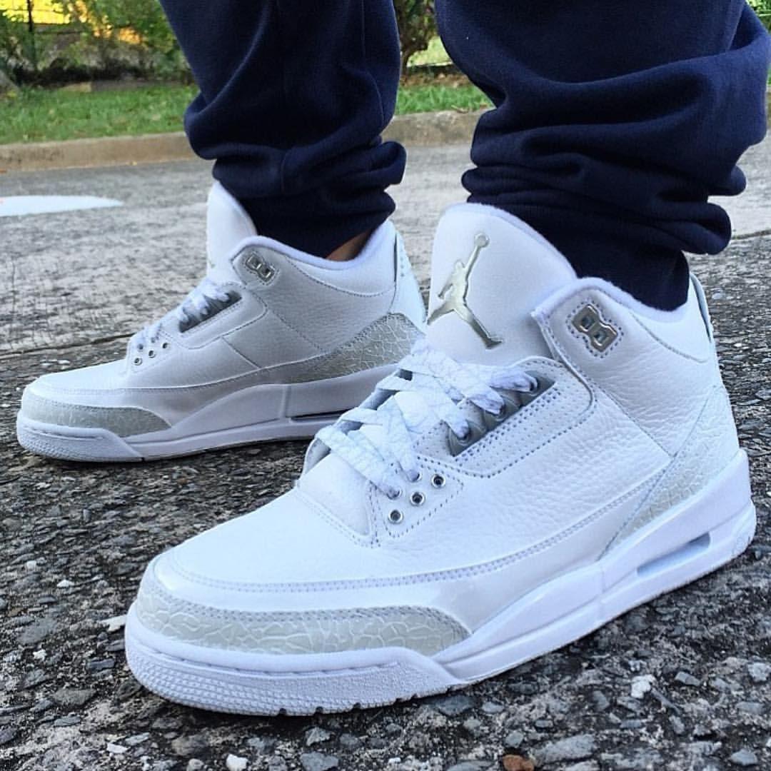 Air Jordan 3 Pure Money | Sneakers men fashion, Nike free shoes ...