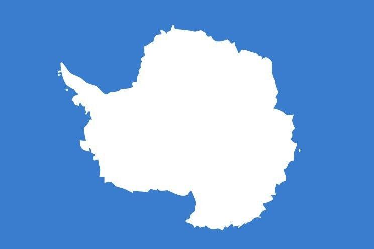 هل تعلم أن أنتاركتيكا القارة المتجمدة الجنوبية لها علمها الخاص