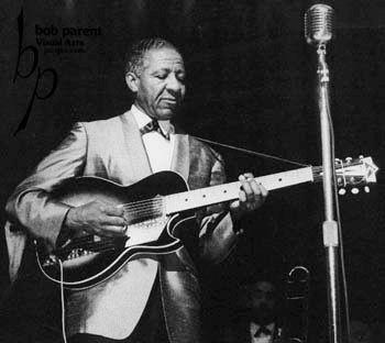 "Alonzo ""Lonnie"" Johnson 1899 - 1970"
