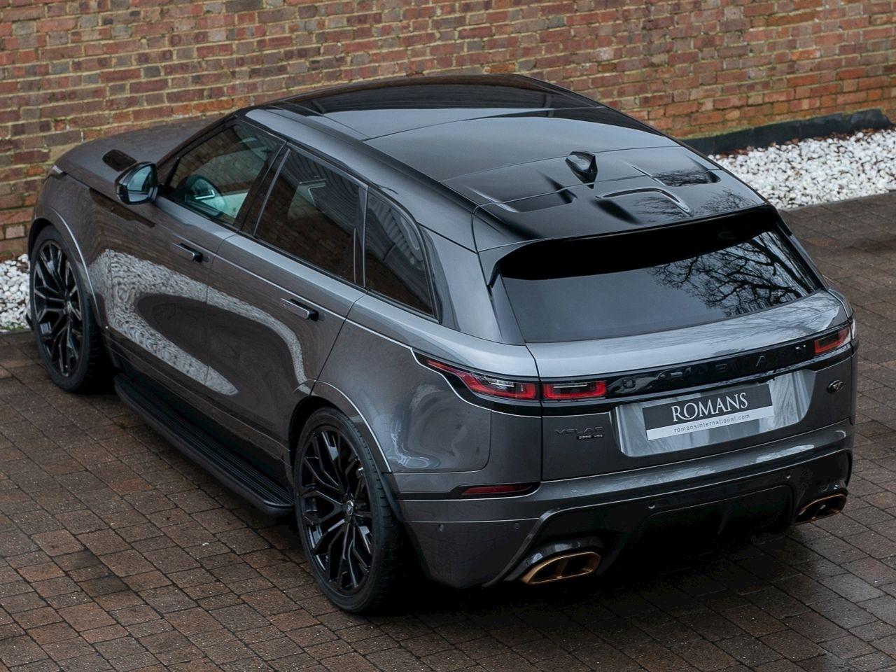 2018 Used Land Rover Range Rover Velar RDynamic Hse
