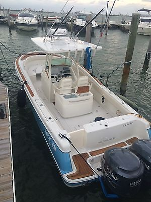 boats: 2008 CHRIS-CRAFT CATALINA 29 LUXURY CENTER CONSOLE