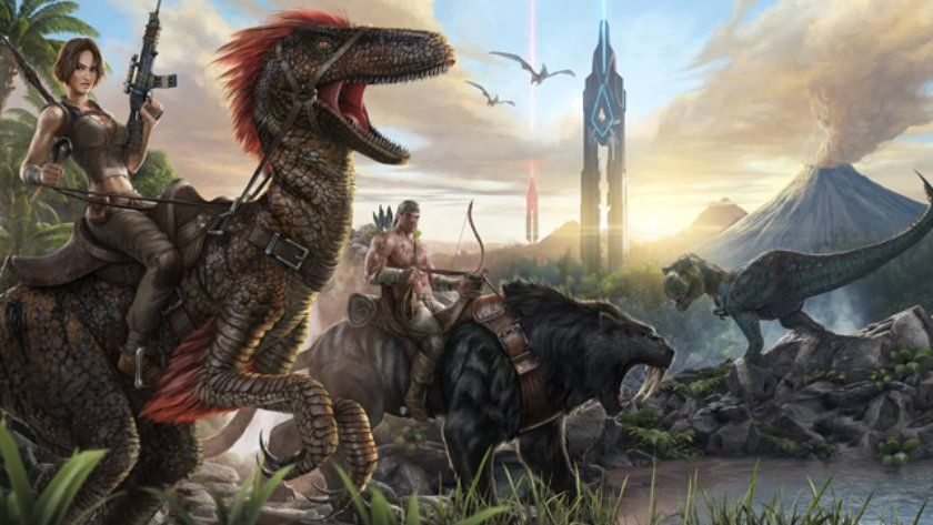 The best survival games on PC Ark survival evolved