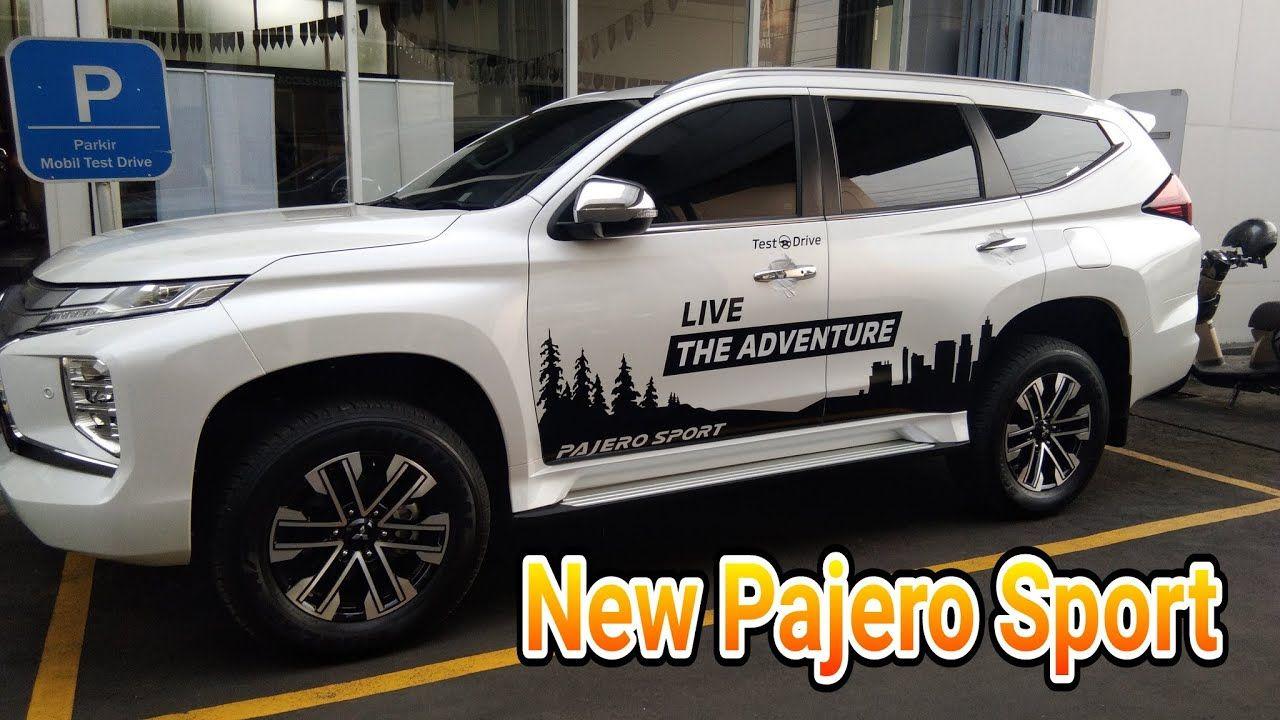 New Pajero Sport 2021 I Edy Autoservice In 2021 Sports New Modification