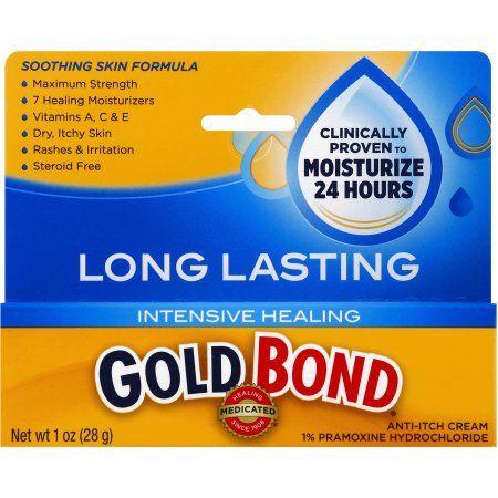 Personal Care Anti Itch Cream Healing