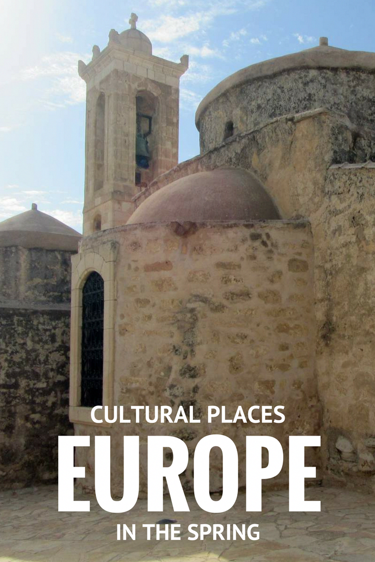 What Are Some Of The Best Cultural Places To Visit In Europe In The Spring Check Out My Suggestions For Your Culture Travel Europe Travel Guide Europe Travel