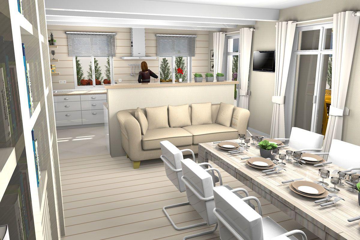Sweet Home 3d Sweethome3d Trautes Heim Haus Bauen Gartenmobel Sets