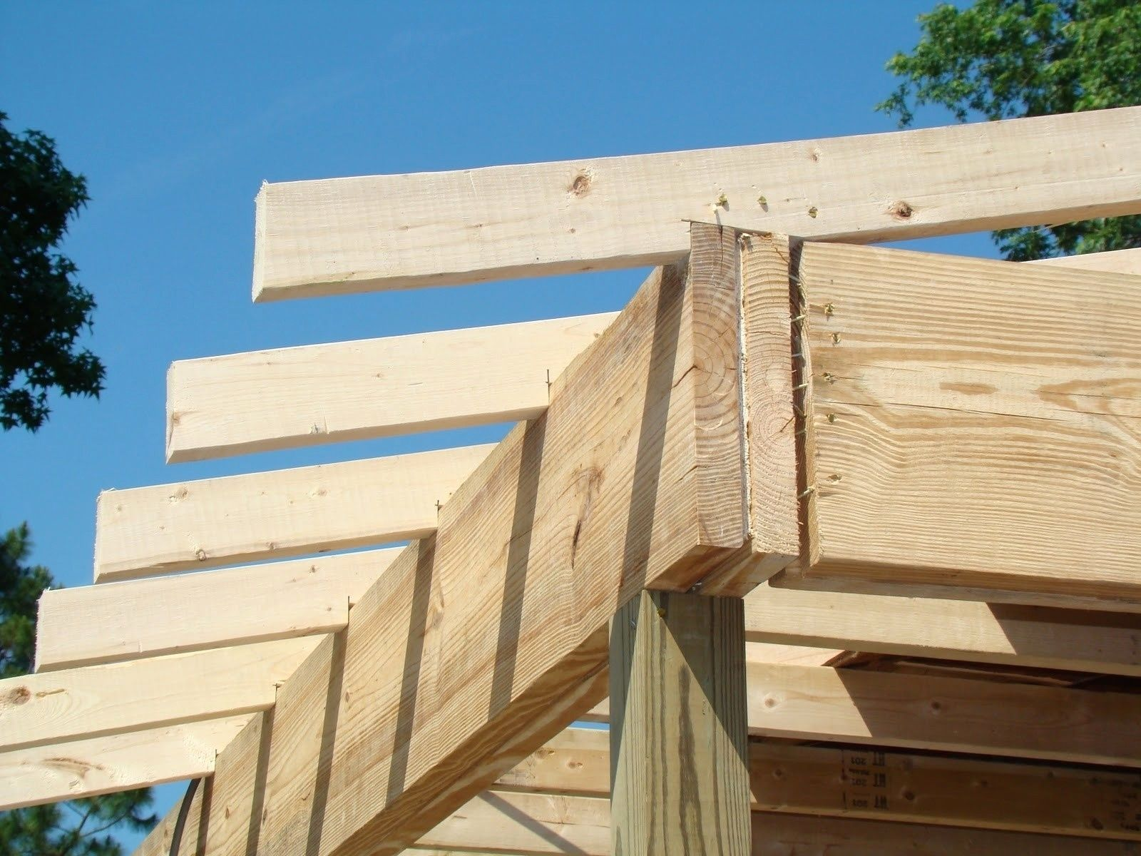 Awesome framing a porch roof sk033w https