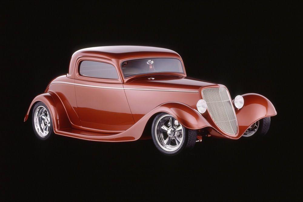 Chip Foose Design 1934 Mercury Stallion