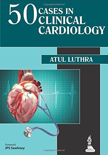 50 Cases In Clinical Cardiology Study Cardiology Medical Clinic