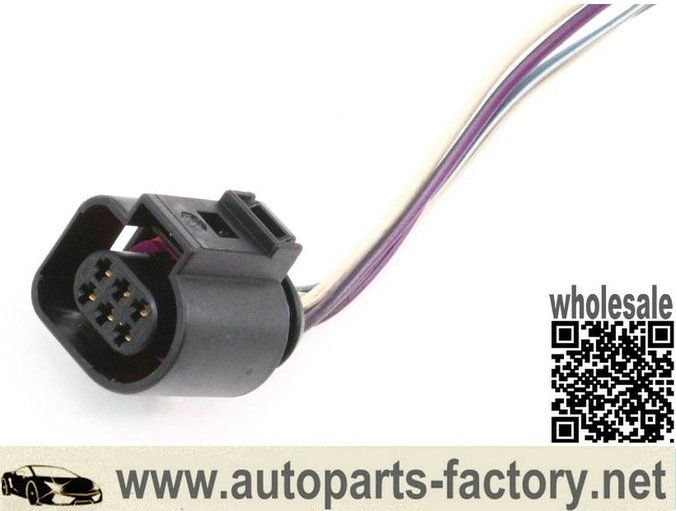 Throttle Body Pigtail Wiring Plug Audi Tt Vw Jetta Golf Mk4 Beetle 1j0973713 Audi Tt Vw Jetta Alternator Repair