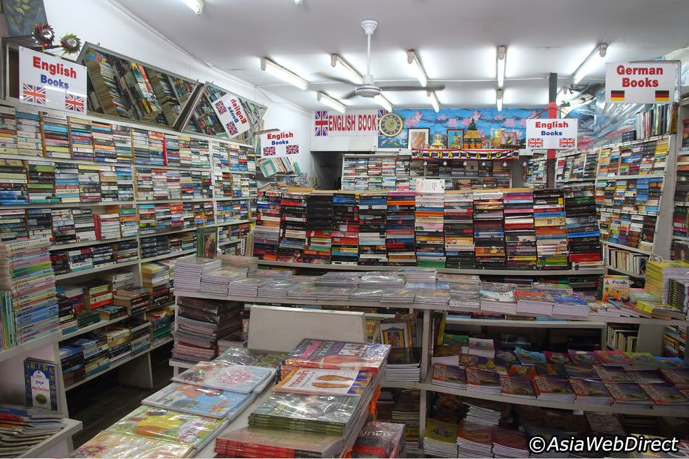 International Books Return