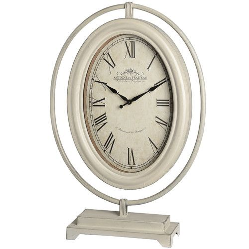Cream mantel clocks uk